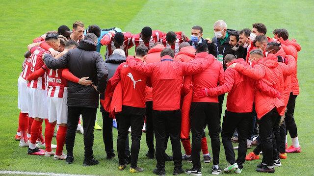 Sivasspor rekorun eşiğinde