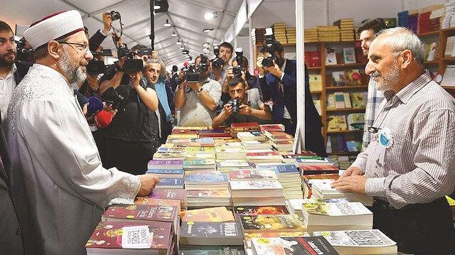 Ramazan demek kitap fuarı demekti