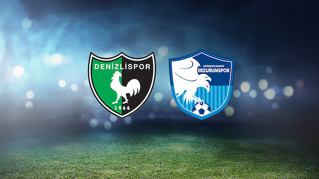 Denizlispor-BB Erzurumspor (CANLI)