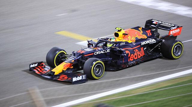 İtalya'da kazanan<br>Max Verstappen