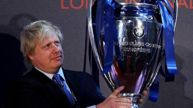 Boris Johnson'dan Avrupa Süper Ligi tepkisi: