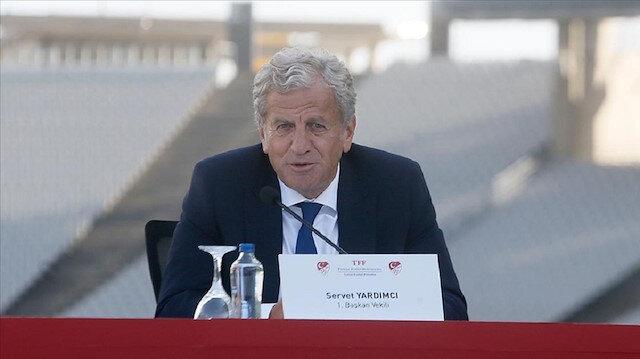 Servet Yardımcı, UEFA Yönetim Kurulu üyeliğine yeniden seçildi