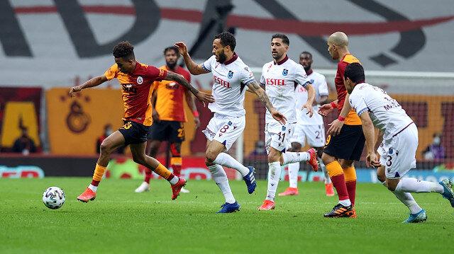 Trabzonspor<br>son saniyede yıkıldı