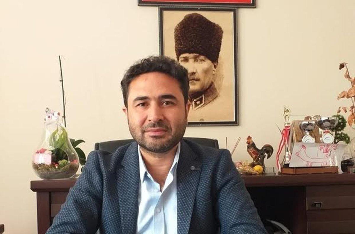 İlçe Milli Eğitim Müdürü Mustafa Bakkal