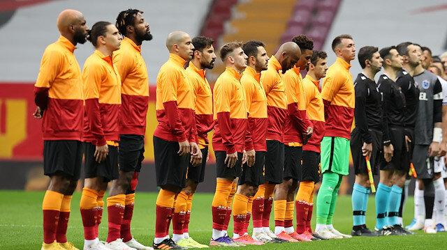 Galatasaray'da <br>4 eksik