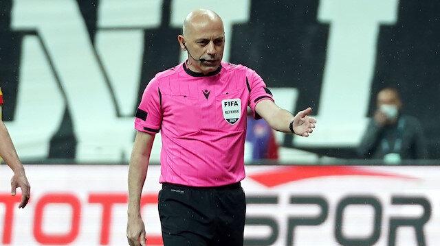Cüneyt Çakır'dan tartışmalı karar: Penaltı var mı, yok mu?