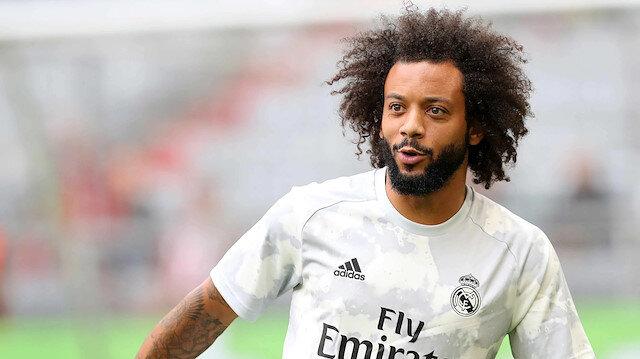 Real Madrid'de sandık görevlisi Marcelo, Chelsea maçında oynamayacak