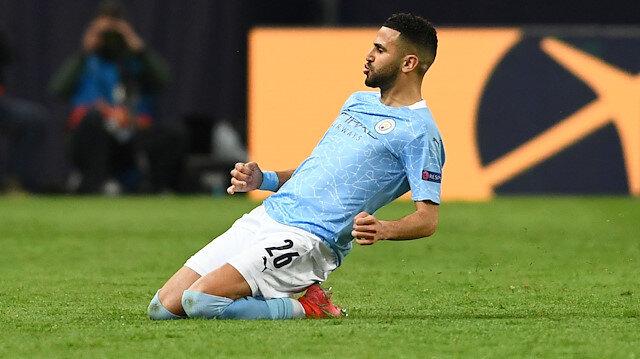 Manchester City PSG karşısında geri döndü ve avantajı kaptı