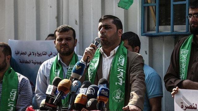 """""""حماس"""" تدعو إلى التصدي لاقتحام """"مرتقب"""" للأقصى"""