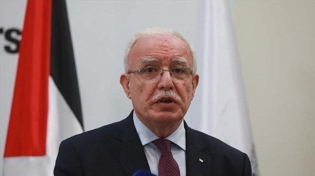 وزير الخارجية الفلسطيني يبدأ جولة تشمل روسيا وتركيا وإيطاليا