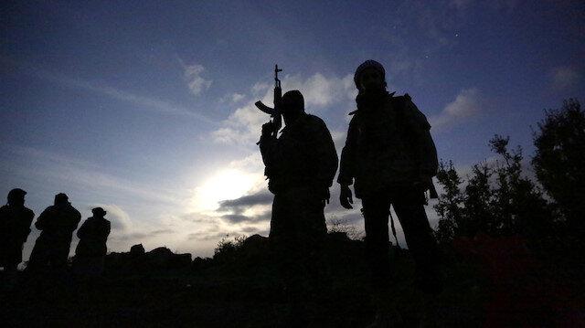 الدفاع التركية: ماضون في تدمير مواقع الإرهابيين شمالي العراق