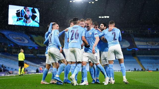Manchester City PSG'ye iki maçta da şans vermedi: İngilizler İstanbul'a geliyor