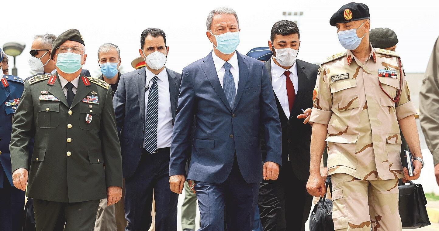 Libya'da kara gün dostuyuz