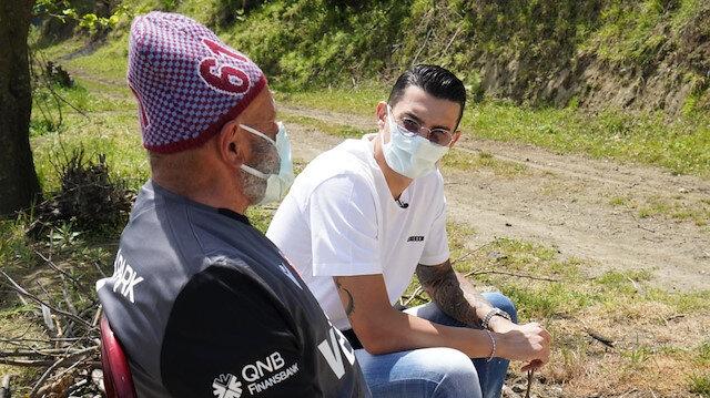 Trabzonsporlu Ahmet dedenin hayali gerçek oldu