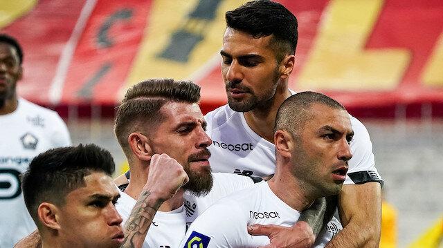 Fransız basını Burak Yılmaz'ı yere göğe sığdıramadı: Mbappe'den daha fazla gol attı