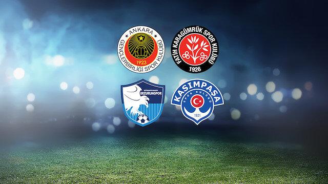 Süper Lig'e tutunma mücadelesi: İki takım da küme düşebilir