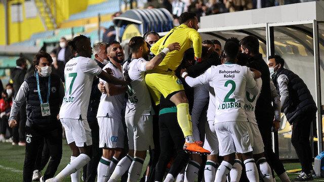 GZT Giresunspor ve Adana Demirspor Süper Lig'de
