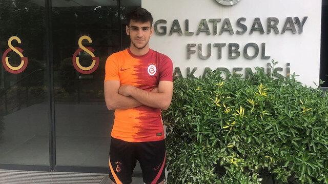 Galatasaray Eren Aydın'ı profesyonel yaptı