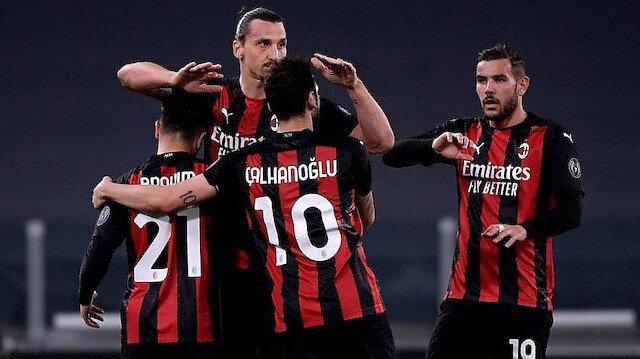 Hakan Çalhanoğlu asist yaptı, Milan farka koştu