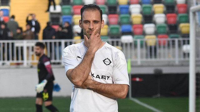 Paixao Türk futbol tarihine geçti