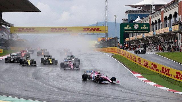 Formula 1 Türkiye GP iptal edildi