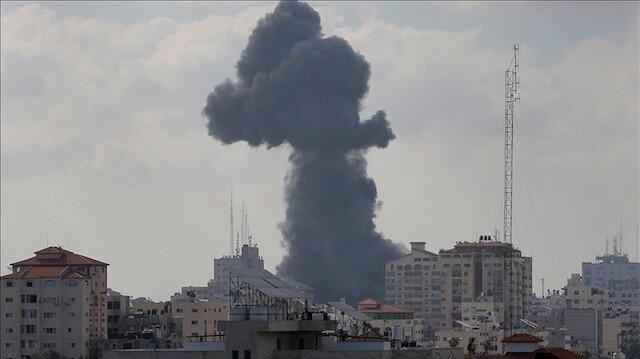 إصابة مصورين اثنين لوكالة الأناضول بقصف إسرائيلي شمالي غزة