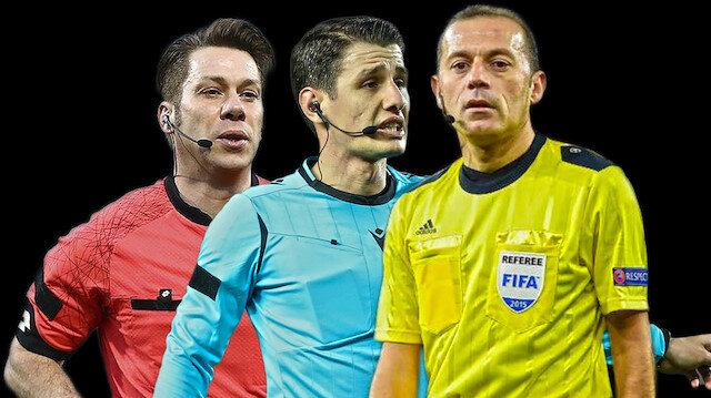 Süper Lig'de şampiyonluk maçlarının hakemleri açıklandı