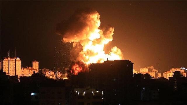 3 شهداء في قصف إسرائيلي لشقة سكنية غربي غزة