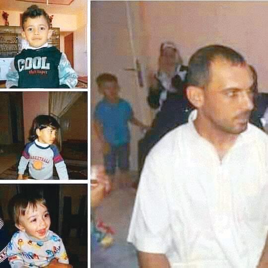 Rıfat Muhammed Altantani, eşi Ravya Altantani ve dört çocuğu saldırılarda şehit oldu. İsmail 7, Edhem 6, Amer 5 ve Muhammed 4 yaşındaydı.