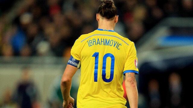 İsveç'te Zlatan Ibrahimovic şoku: EURO 2020'de yok