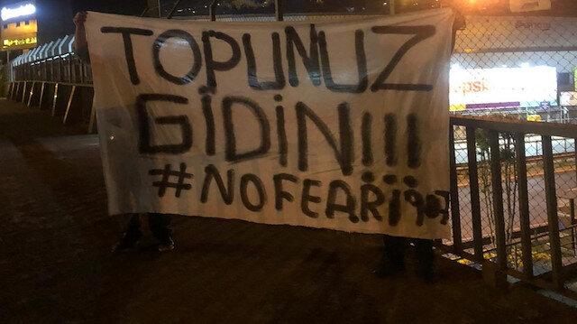 Fenerbahçe taraftarından isyan: