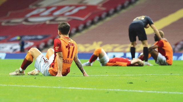 Galatasaray'da dramatik son