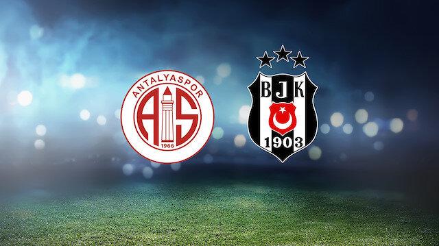 Antalyaspor-Beşiktaş (CANLI)
