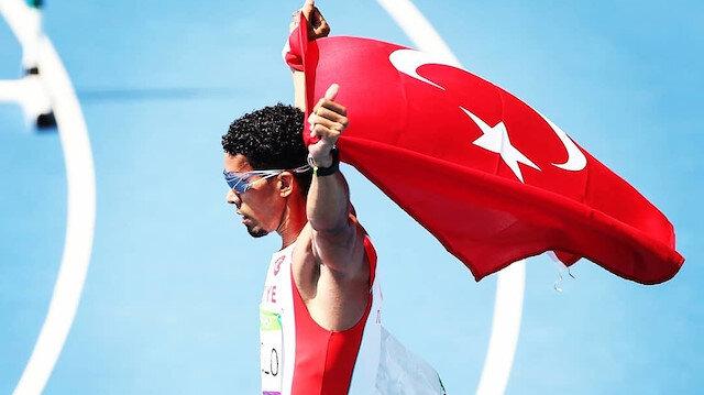 Yasmani Copello 400 metre engellide zirvede