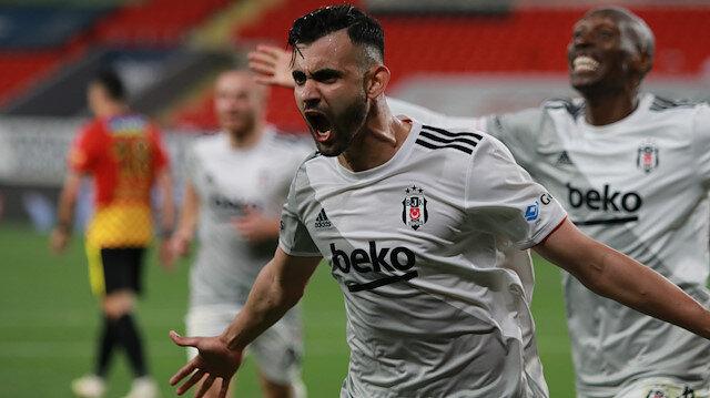 Ghezzal Süper Lig'de en beğendiği oyuncuyu açıkladı