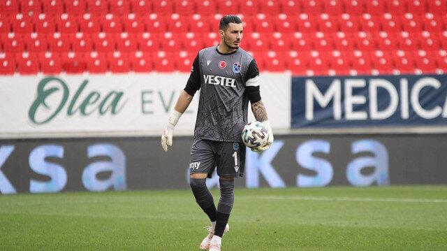 Trabzonspor'da Uğurcan Çakır yerine Mert Günok ve Kristoffer Nordfeldt