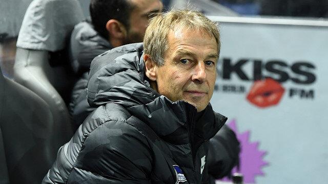 Galatasaray'dan Klinsmann açıklaması
