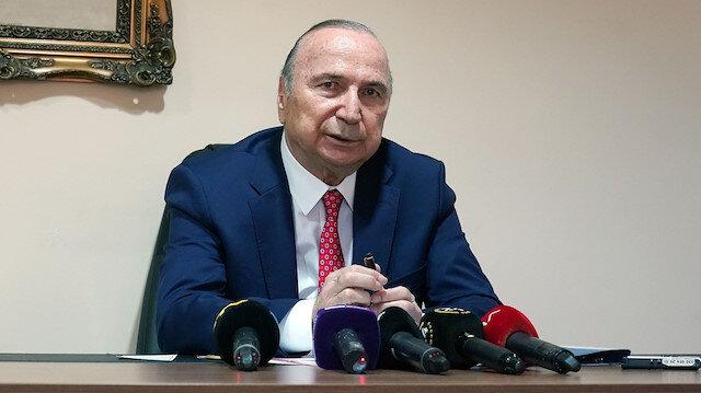 Galatasaray'da İbrahim Özdemir adaylığını açıkladı