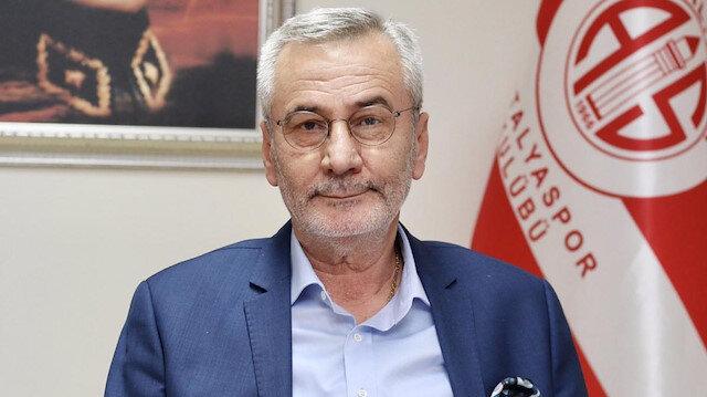 Antalyaspor Başkanı Mustafa Yılmaz, TFF Başkanı Nihat Özdemir'i istifaya çağırdı