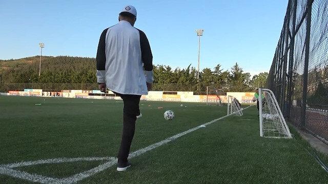Mustafa Denizli'den şık gol:
