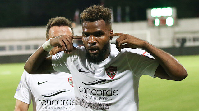 Süper Lig'in gol kralı Boupendza Atalanta'ya transfer oluyor