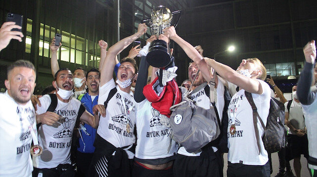 Altay'da Süper Lig coşkusu