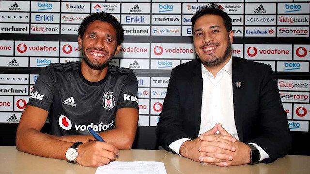 Ali Naibi Süper Lig ekibiyle anlaştı