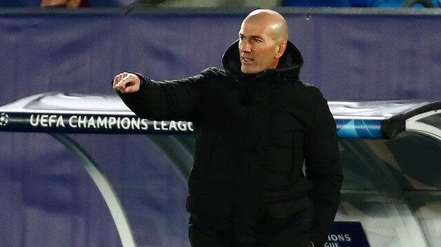 Zidane ayrılık nedenini açıkladı: