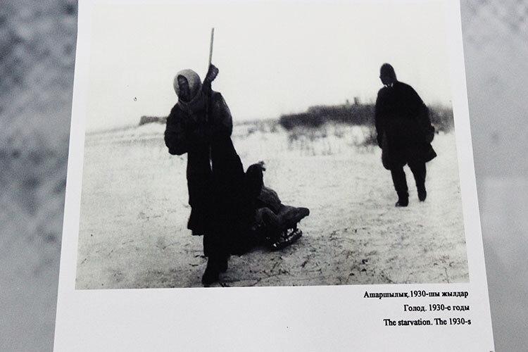 1930'larda yaşanan Büyük Açlık dönemine ait fotoğraflar.