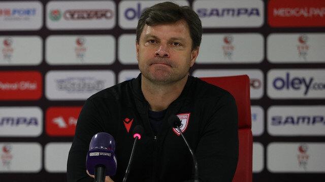 Samsunspor'da teknik direktör Ertuğrul Sağlam ile yollar ayrıldı