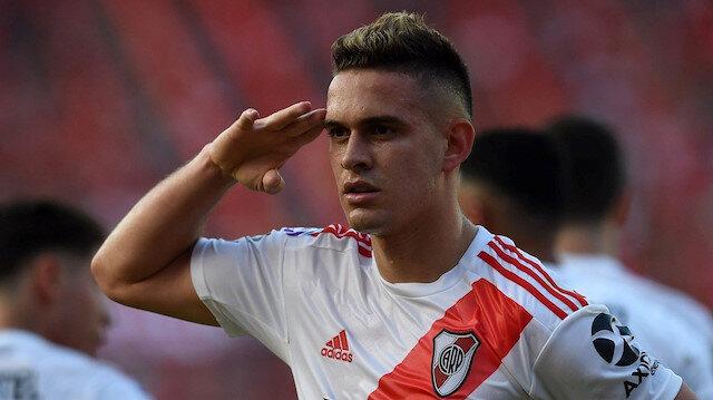 Beşiktaş, Kolombiya'nın genç forveti Santos Borre'nin peşinde