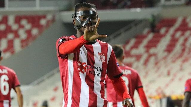UEFA Sivasspor'un golünü paylaştı