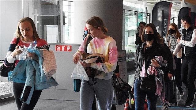 اتحاد روسي يطالب باستئناف الرحلات السياحية إلى تركيا