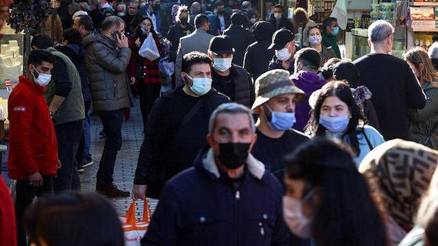 تركيا تسجل 96 وفاة بكورونا